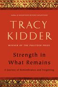Strength in what remains kidder