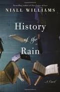 History of rain