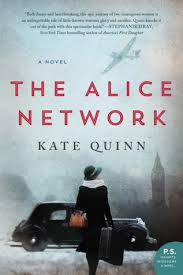 Alice network Kate Quinn