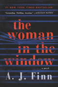 Woman in window aj finn