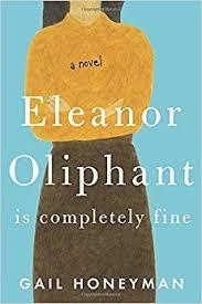 Eleanor oliphant gail honeyman